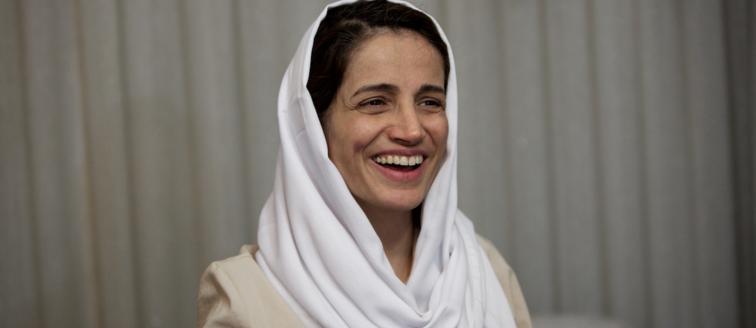 Iran: Free Nasrin Sotoudeh now