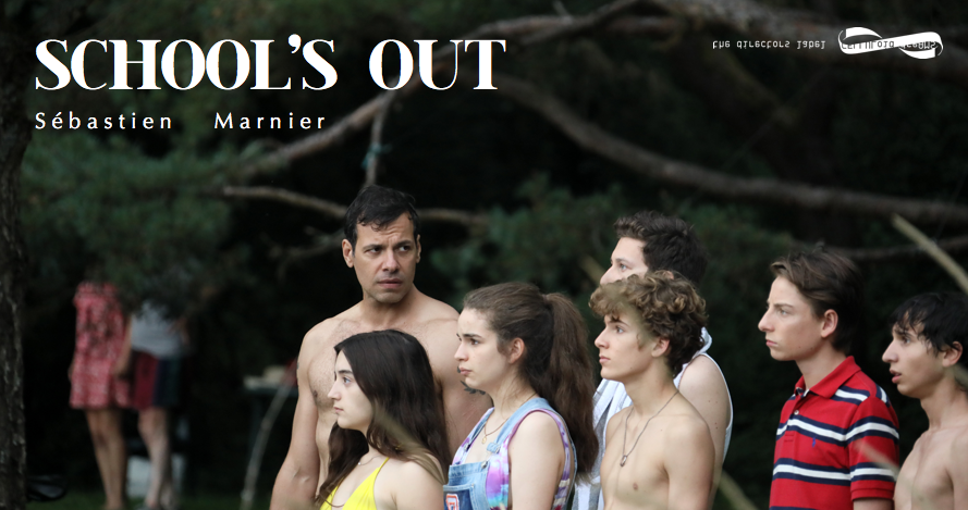 """""""SCHOOL'S OUT"""" by Sébastien Marnier is selected by """"Rendez-vous with French Cinema"""" and is going to New York from the 28th February to the 10th March !"""